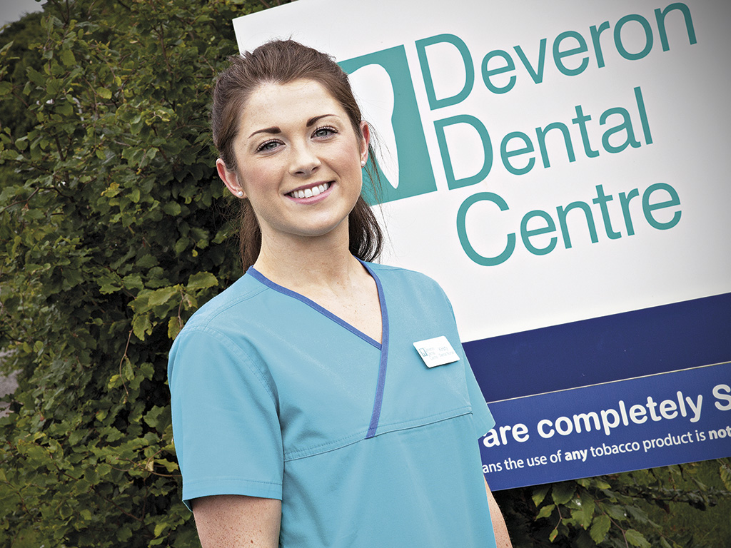 Kirsty Rodger, 2015 Scottish Dental DCP Star
