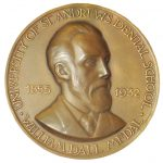 Master copy of the Dall Medal