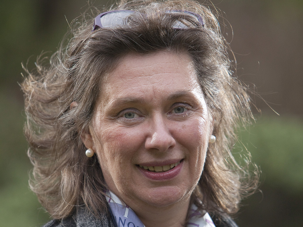 Professor Jan Clarkson, co-director of Dental Health Services Research Unit at the University of Dundee