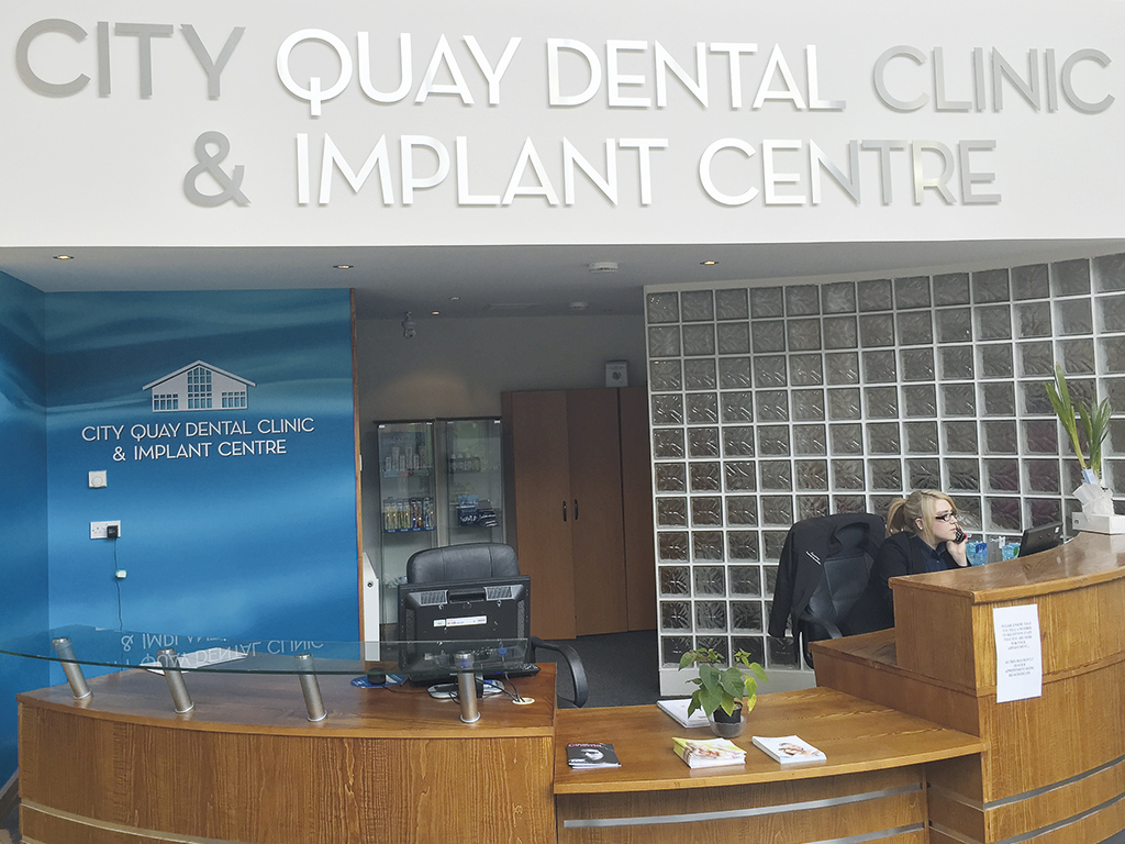 City Quay Dental
