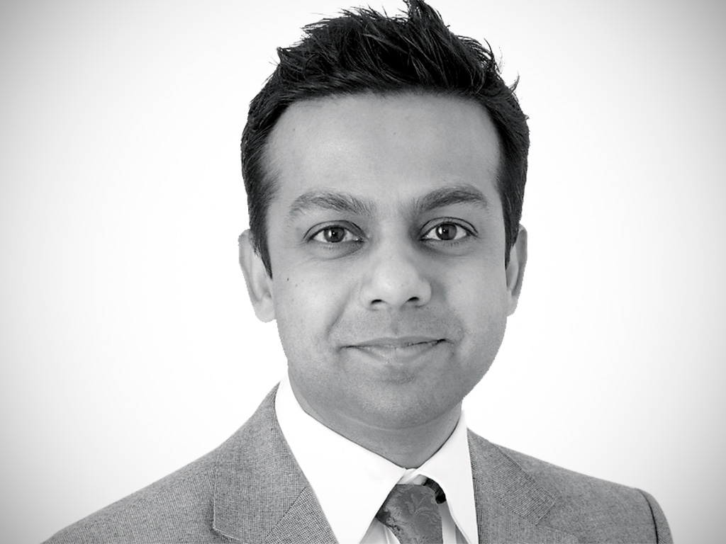 Andrew Chandrapal, President, British Academy of Cosmetic Dentistry
