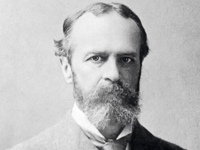 William James (Portrait 1890)