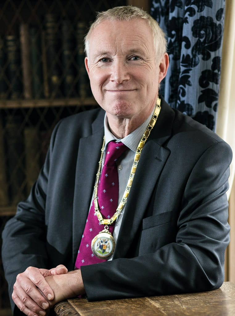 Professor Graham Ogden