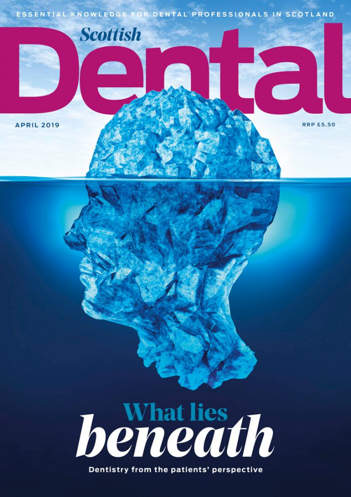 Scottish Dental cover, April 2019