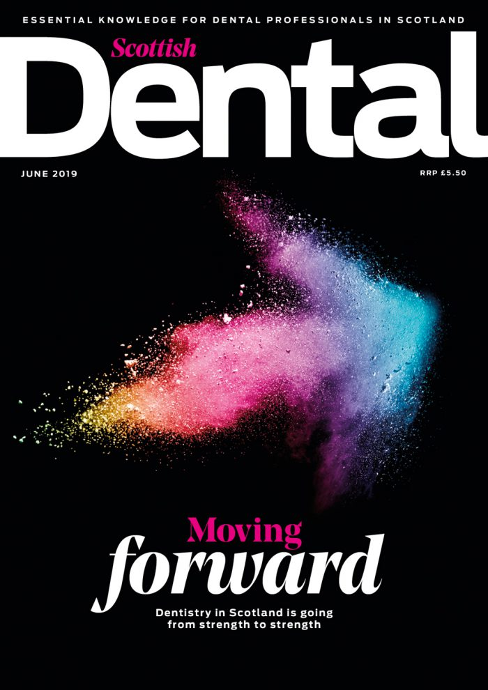 Moving Forward, Scottish Dental magazine June 2019