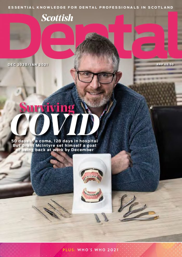 Scottish Dental Magazine Dec 2020