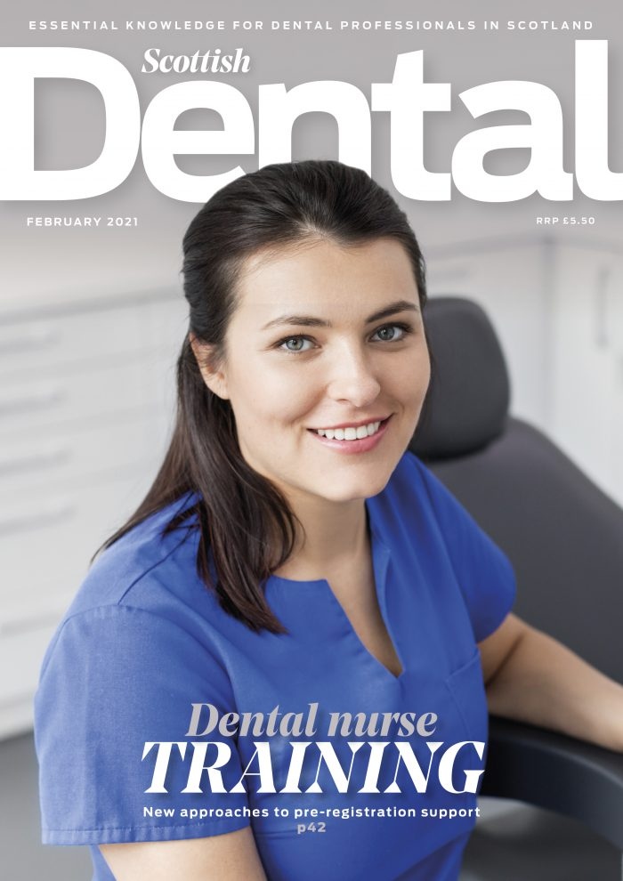 Scottish Dental Magazine Feb 2021